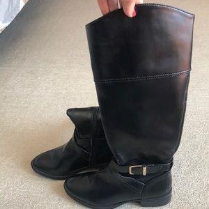 NWOT Sam Edelman Circus black boots Sz 7.5